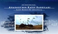 Anadolunun Kayıp Şarkıları -lost Songs Of Anatoli