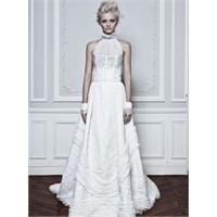 Oscar Carvallo 2012 Bahar Bridal Koleksiyonu