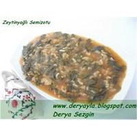 Nefis Zeytinyağlı Semizotu