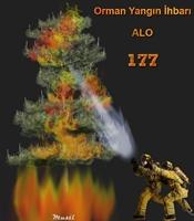 Yangın İhbarı Alo 177