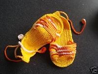 Tığişi Bebek Patikleri