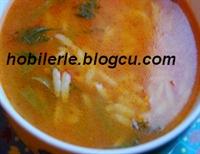 Arpa Şehriye Çorbası