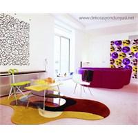 Dekorasyonda Renklerin Anlamları