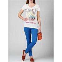 Mavi Rengi Sevenler İçin - Mavi Pantolon Modelleri
