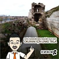 İstanbul Surları Tarım Alanı Oldu!