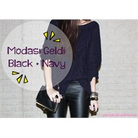 Modası Geldi: Black + Navy Blue