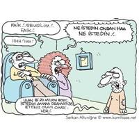 Serkan Altuniğne'den Birkaç Karikatür-2