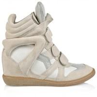 İsabel Marant: Gizli Topuk Spor Ayakkabı Furyası