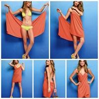 Victoria's Secret Pratik Plaj Elbisesi