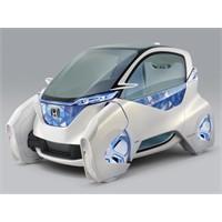 Geleceğin Hondaları!