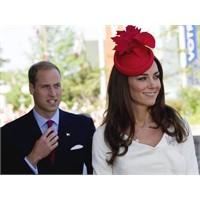 Prens William Ve Eşi Kate Kanada'da