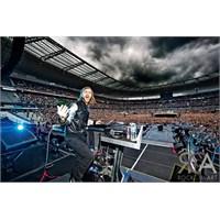 27 Nisan 2013 David Guetta İstanbul Konseri @cnr
