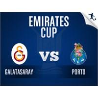 Galatasaray 1 – 0 Porto ( 03/08/2013 )