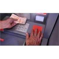 Bankamatiklerden El İzi Tanıma Teknolojisi