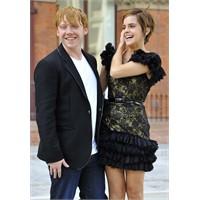 Harry Potter Oyuncuları Fotoğraf Çekiminde
