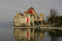 Chillon Kalesi | Şato De Chillon