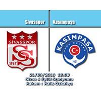 Sivasspor – Kasımpaşa