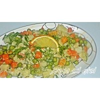 Garnitürlü Enginar Salatası