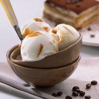 Karamelli Dondurma Tarifi...