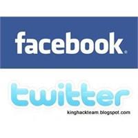 Facebook Ve Twitter Sigaradan Daha Keyifli