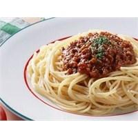Bolones Soslu Spagetti
