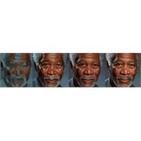 İpad İle Morgan Freeman'ı Çizmek