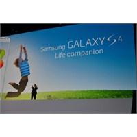 Galaxy S4'ün Renk Seçenekleri Çoğaldı!