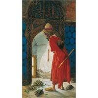 Pera Müzesi'nde Osman Hamdi Bey Zamanı