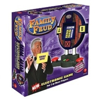 Family Feud Electronic Tabletop Game