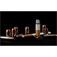 Sigara İçenlerin Yaşam Süresi 6 Yıl Kısalıyor