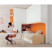 Dekoratif Genç Odası Tasarımları