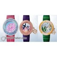 Van Cleef & Arpels Yeni Saat Koleksiyonu