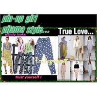 Trend Raporu: Pijamalar Sokaklarda!!!