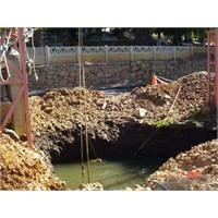 Kanalizasyon Patlağı Sağlığı Tehdit Ediyor !