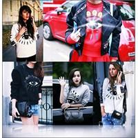 Giymeyen Kalmadı | Kenzo Eye Sweatshirt