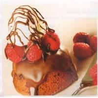 Frambuazlı Çikolatalı Kek Tarifine Buyrun