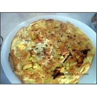 Patatesli Omlet - Patatesli Yumurta