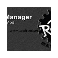 Android Rom Manager Uygulaması
