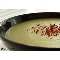 Cafe Kanelo'nun Sütlü Kabak Çorbası