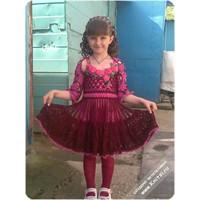 Kız Çocukları için Elbise Modeli