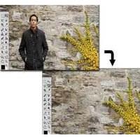 Adobe Photoshop Cs5 İçerik Bilinçli Dolgu