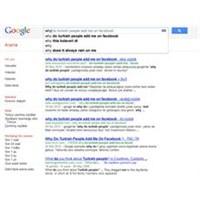 Google'a Why Desenize