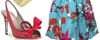 Günün Modası - Renkli Yazlık Elbise