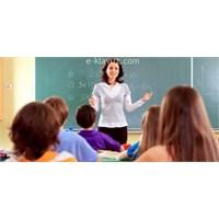 Branş Öğretmenleri İçin Yapılan Ders Değişiklikler