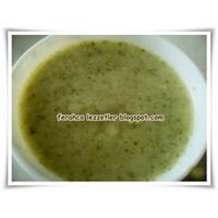 Ferahca Lezzetlerden Brokoli Çorbası