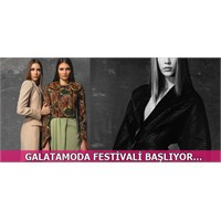 Galatamoda Festivali Perşembe Günü Başlıyor...