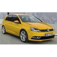 Volkswagen Golf Vii'nin İlk Resmi Detayları...
