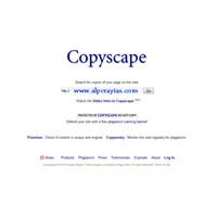 Copyscape İle İçerik Hırsızlarını Tespit Edin!