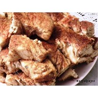 Haşhaşlı Cevizli Burma Çörek
