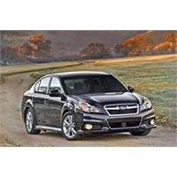 2013 Subaru Legacy Geliyor